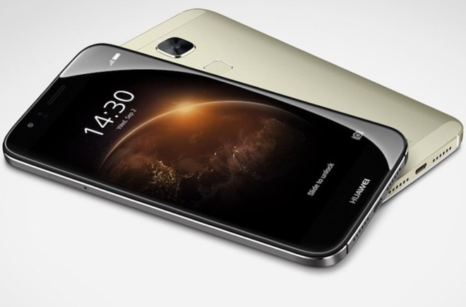 G7 Plus có thiết kế tương tự iPhone 5.