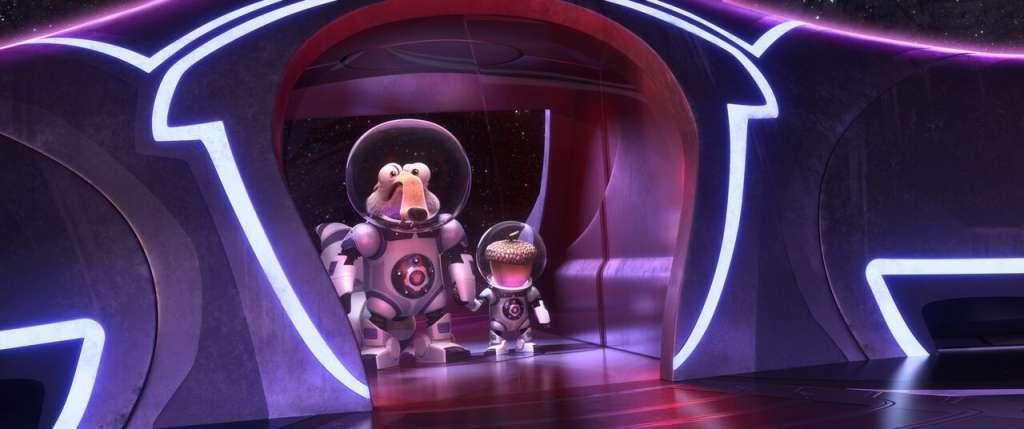 Trailer chú sóc Scrat trong Ice Age: Collision Course