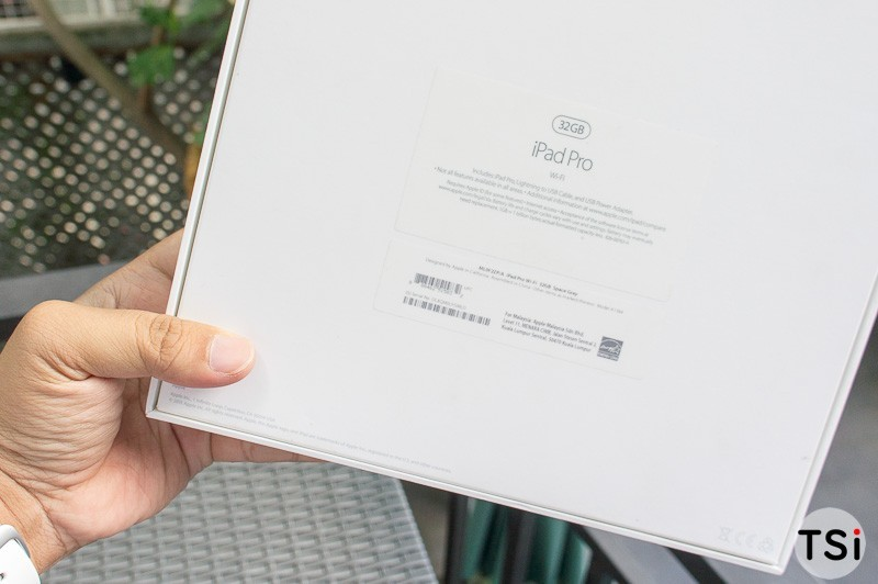 Ảnh thực tế iPad Pro