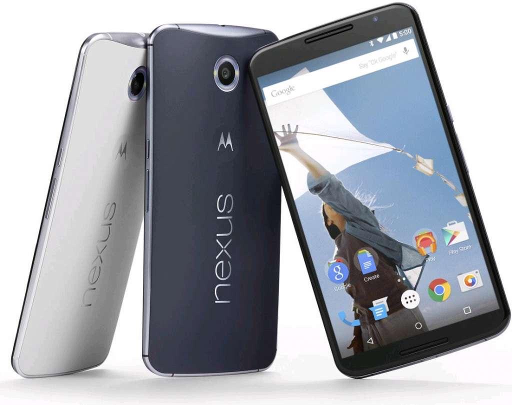 Google ngừng bán Nexus 6 để chuẩn bị cho Nexus 6P và Nexus 5X