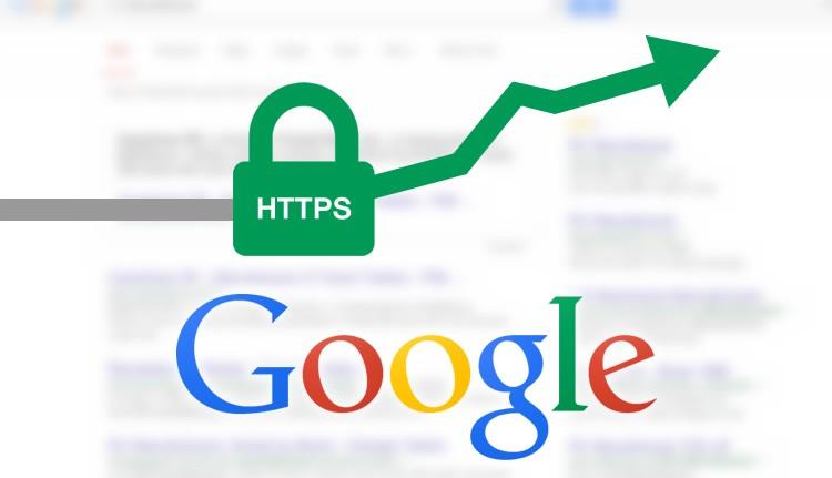 Google bắt đầu mạnh tay với website không dùng HTTPS