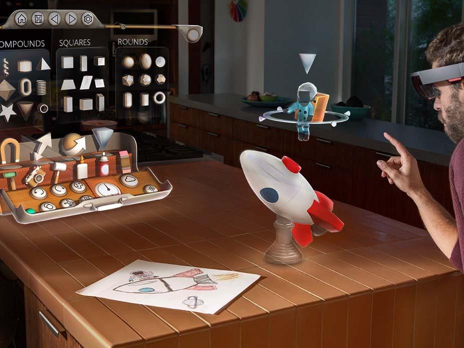 Kính thực tế ảo: hai ứng viên tiềm năng Magic Leap và Hololens