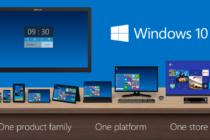 Cược tất cả vào Windows 10, có vẻ Microsoft đã không chuẩn bị đường lùi
