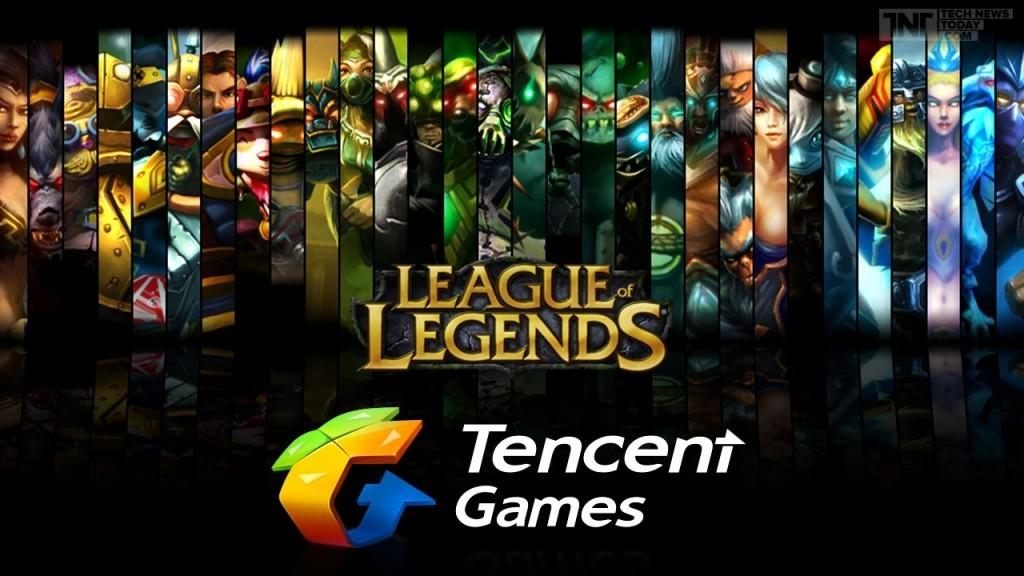 Nhà phát triển game Liên Minh Huyền Thoại bị Tencent mua đứt