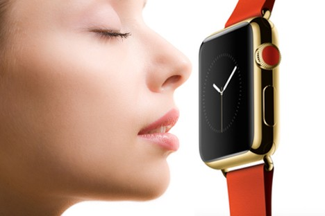 Phân nửa người dùng Apple Watch từng dùng mũi để vuốt thiết bị