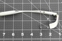 Google Glass mới lộ hình ảnh, gọn nhẹ hơn, có thể chưa phải bản cuối cùng