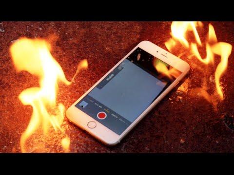 Mỹ: iPhone 6 Plus bốc cháy ngay trong túi quần