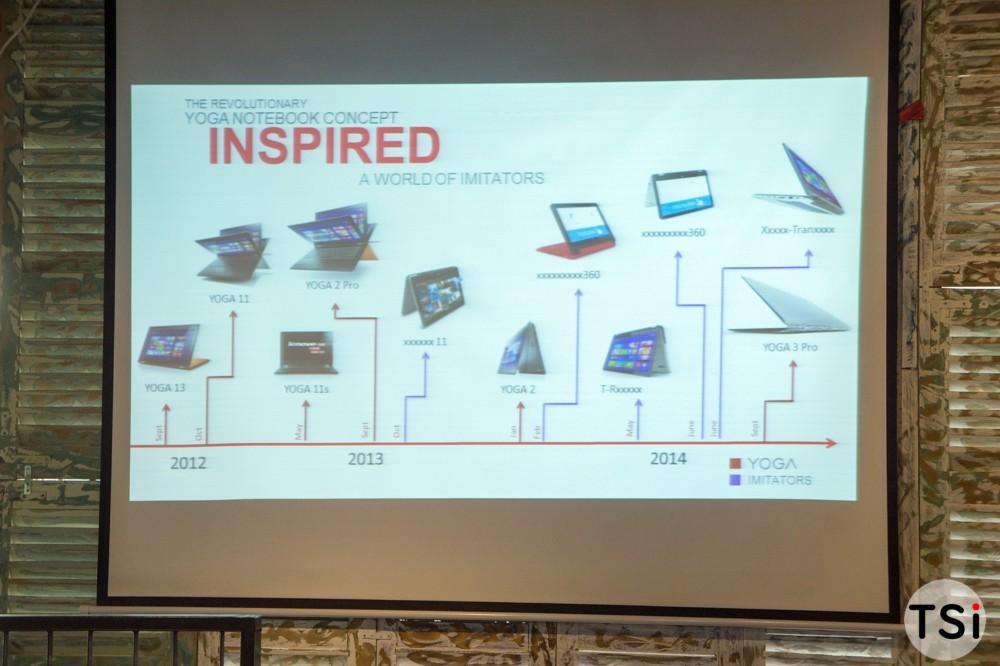 Lenovo Yoga 700 và Yoga 900 ra mắt, pin 9 tiếng, công nghệ làm mát mới êm và hiệu quả hơn