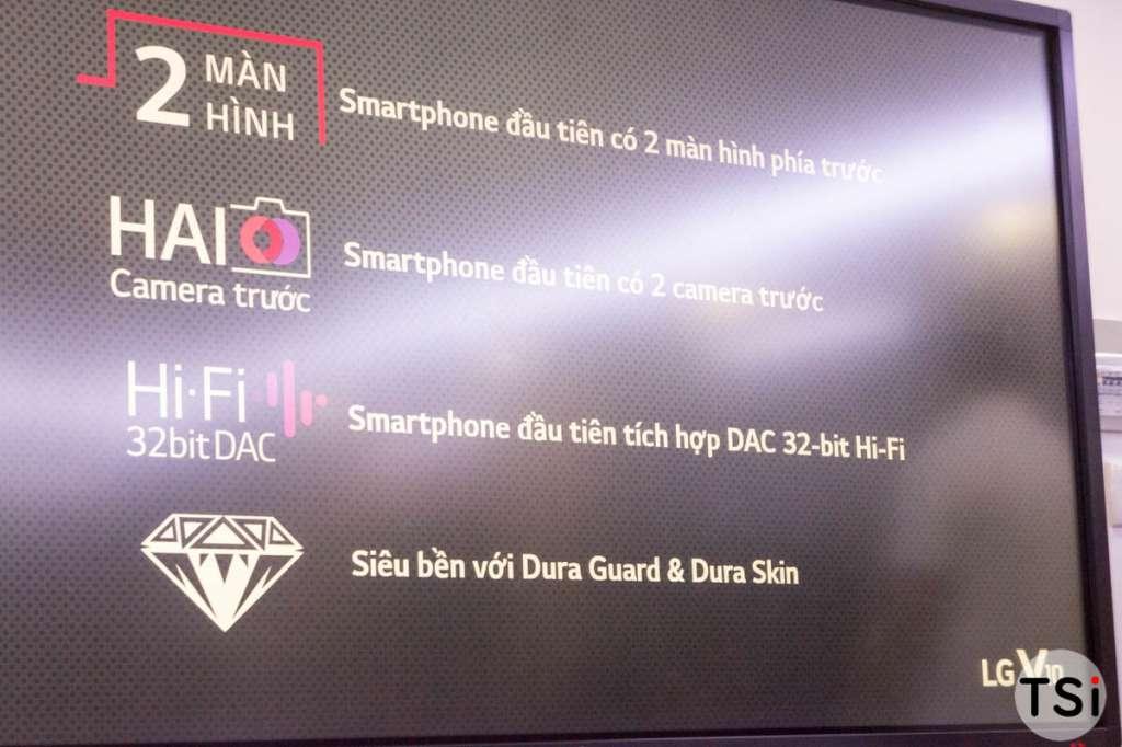 LG V10 đánh vào phân khúc cao cấp giá 16 triệu đồng