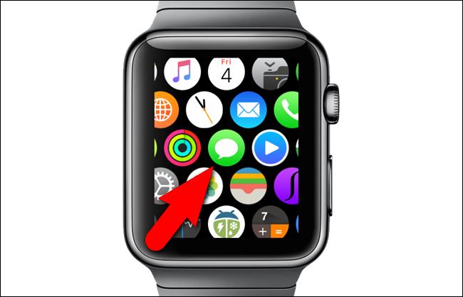 Nhanh chóng chia sẻ vị trí trên Apple Watch