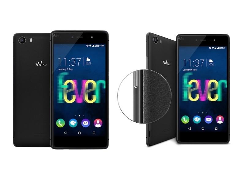 Wiko Fever ra mắt: 5 triệu, 16GB/3GB RAM, Android 5.1, pin 2900mAh, kết nối 4G