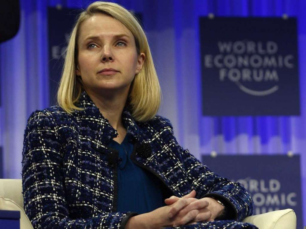 10 sai lầm của nữ CEO Yahoo - Marissa Mayer