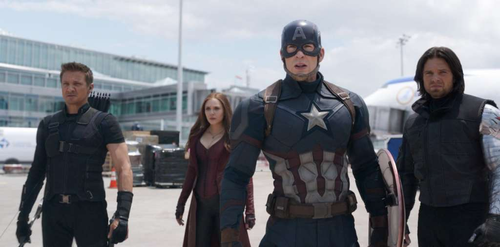 Captain America and Iron Man will go head to head in