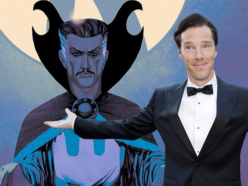 Benedict Cumberbatch will star in
