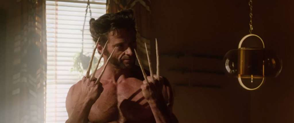 He's appeared in eight films as Wolverine since the first
