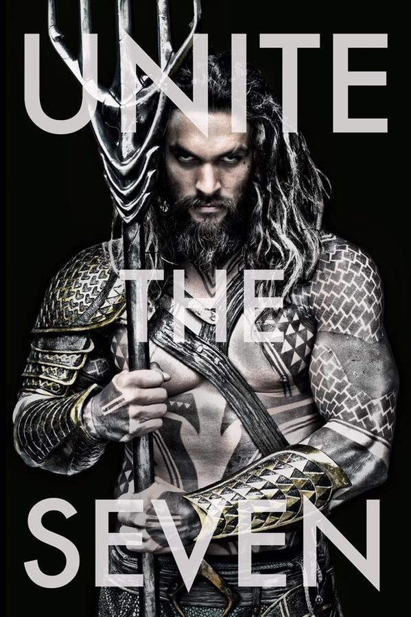 Jason Momoa will bring a bold and brooding look to DC's