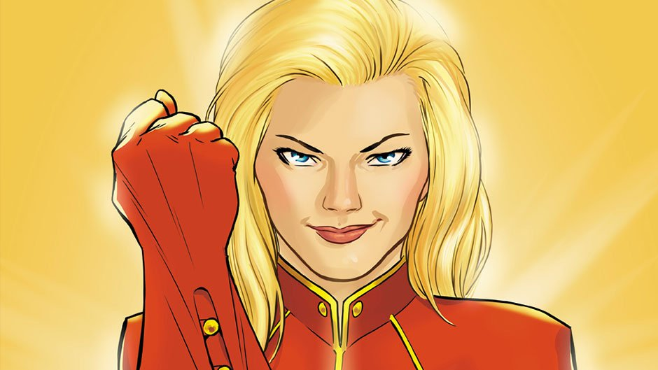 Captain Marvel, the first Marvel movie led by a female hero, is coming to theaters March 8, 2019. Marvel has yet to confirm which actress will star in the film.