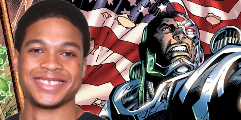 Ray Fisher will star in the