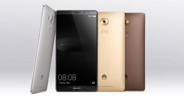 [CES 2016] Huawei chính thức giới thiệu Mate 8