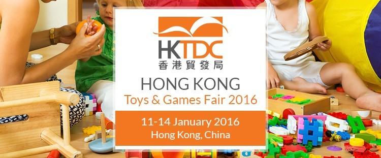 Tường thuật hội chợ quốc tế 'Hong Kong Toys & Game Fair'