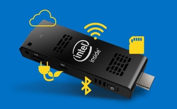 """[CES 2016] Intel Compute Stick - Chiếc máy tính """"thỏi kẹo"""" tối ưu nhu cầu người dùng"""