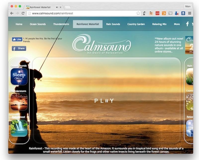 Những website tổng hợp âm thanh giúp tập trung cho công việc, học tập