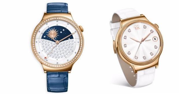 [CES 2016] Huawei hợp tác Swarovski ra mắt smartwatch Jewel và Elegant