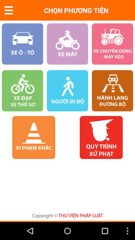 iThong - Ứng dụng thông tin luật giao thông đường bộ trên smartphone (iOS và Android)