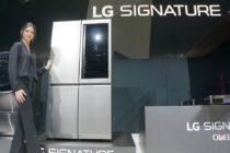 [CES 2016] - LG Signature gây ấn tượng với các dòng sản phẩm cao cấp