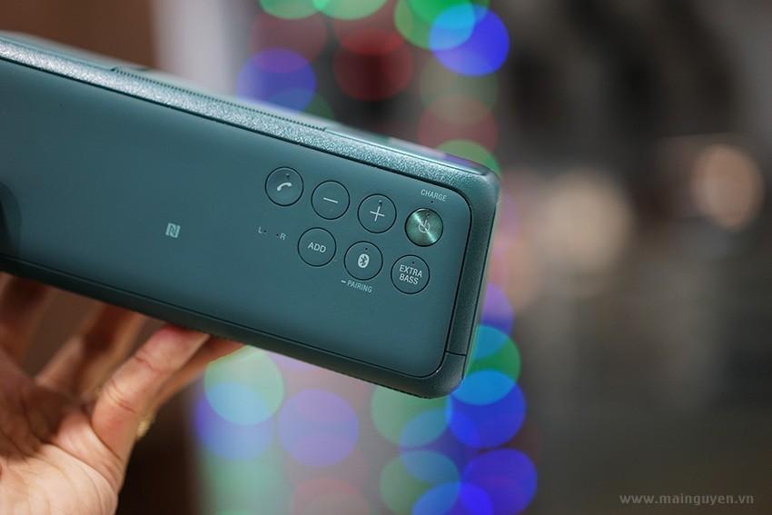 Ảnh loa di động Sony SRS-XB3 đầu tiên tại Việt Nam