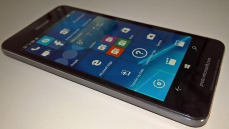 Lumia 650: màn hình 5 inch HD, RAM 1GB, giá 185USD, ra mắt ngày 1/2