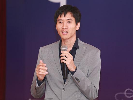 Ông Đặng Quốc Cường, Giám đốc Maketing Oppo Việt Nam