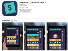 Swapologic - Giải game logic theo cách xếp hình
