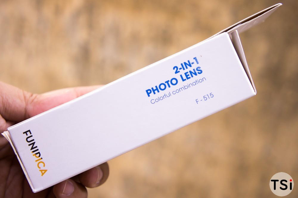 Đánh giá kính Funipica F-515 cho smartphone : Góc rộng tốt, Macro tạm