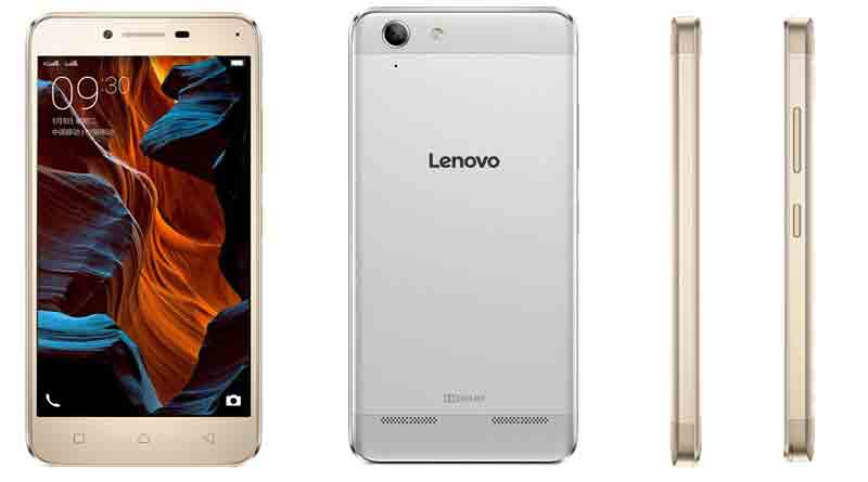 Lenovo Lemon 3: Snapdragon 616, Full HD, giá 2,35 triệu