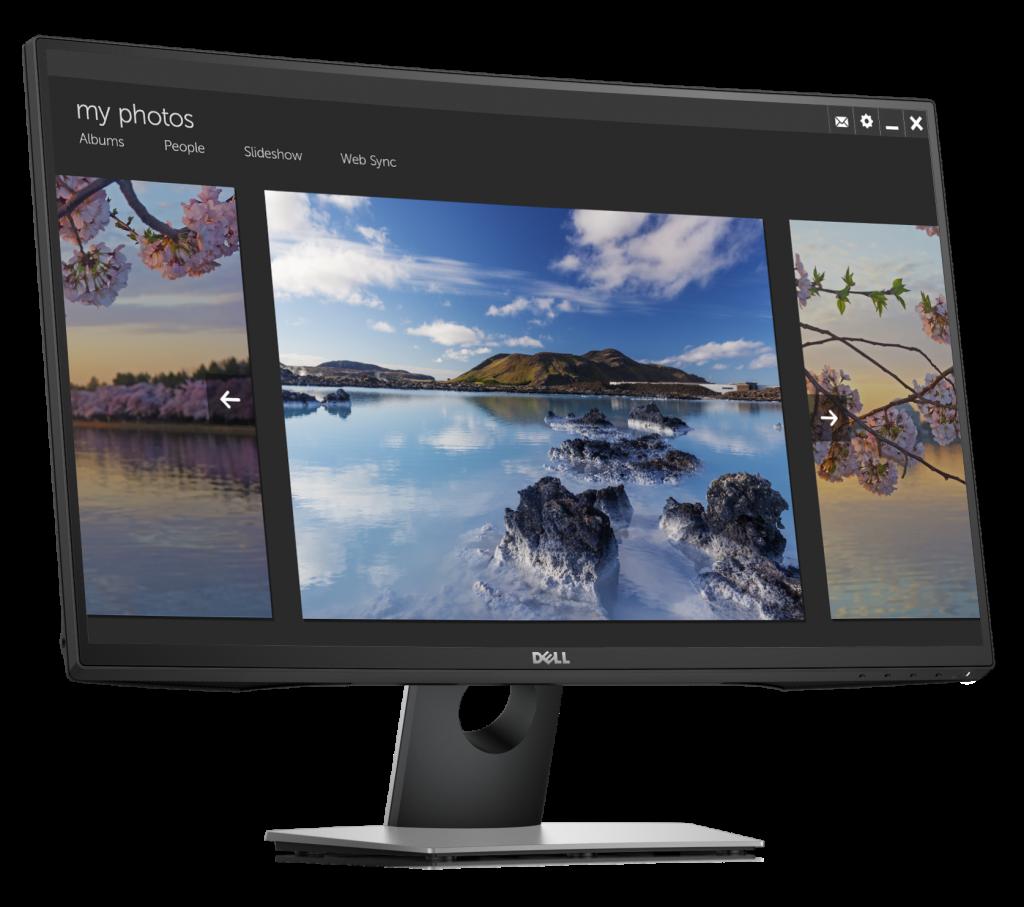 Màn hình cong Dell SE2716H: thiết kế đẹp, màu tốt, độ phân giải vừa phải