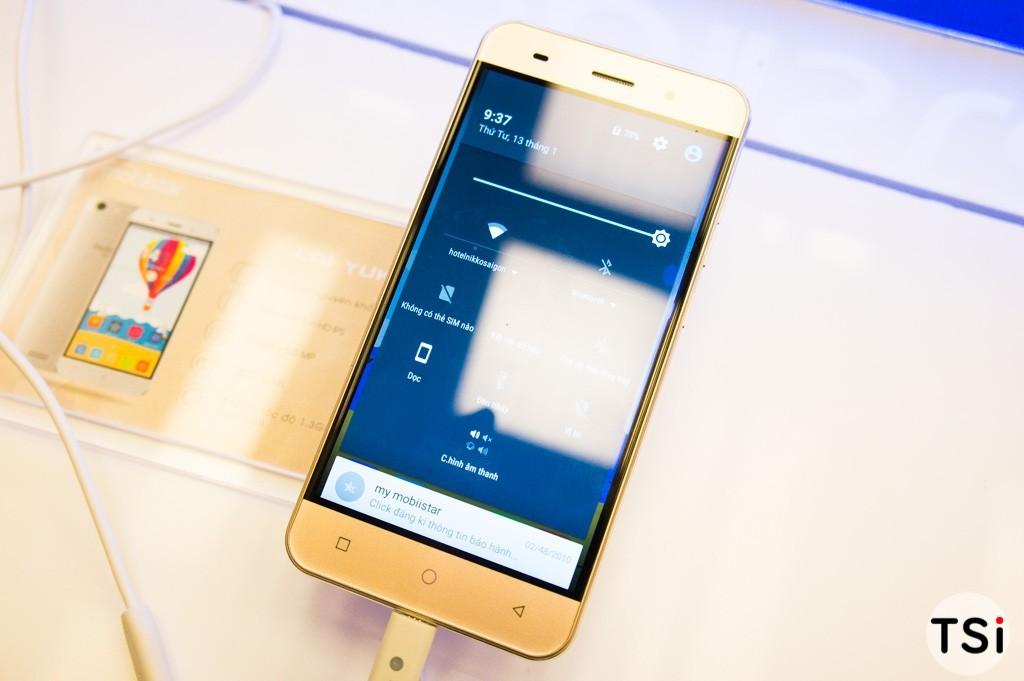 Mobiistar Kim Series 2016 khởi đầu với 4 smartphone mới