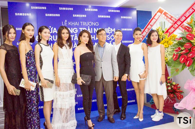 Samsung định vị thương hiệuqua việc khai trương cửa hàng và trung tâm chăm sóc khách hàng cao cấp