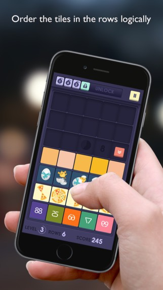 Swapologic - Giải game logic theo cách xếp hình - 107272