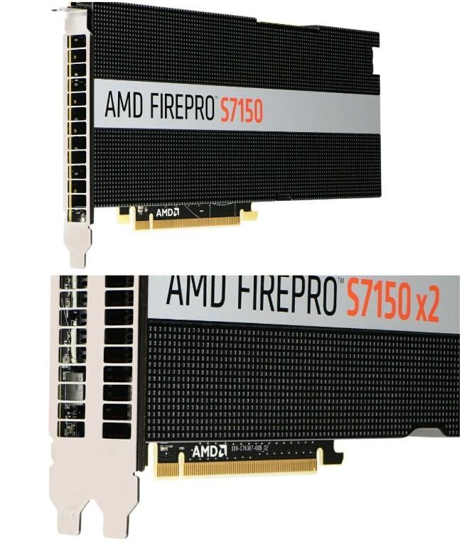 AMD công bố GPU hỗ trợ ảo hóa từ phần cứng đầu tiên trên thế giới
