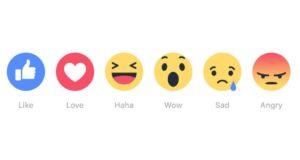 Facebook chính thức có thêm 5 nút cảm xúc bên cạnh nút Like, Update: cuối 26/2 sẽ có trên toàn bộ tài khoản và trang