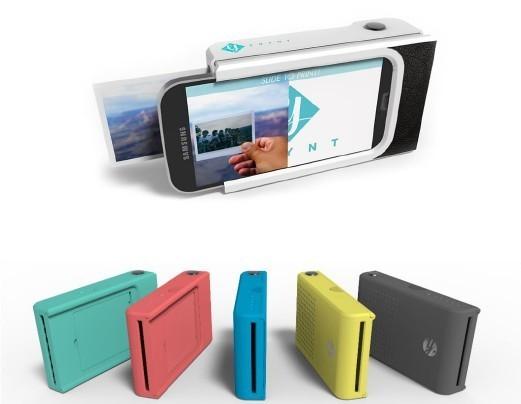 máy in ảnh mini cho iphone