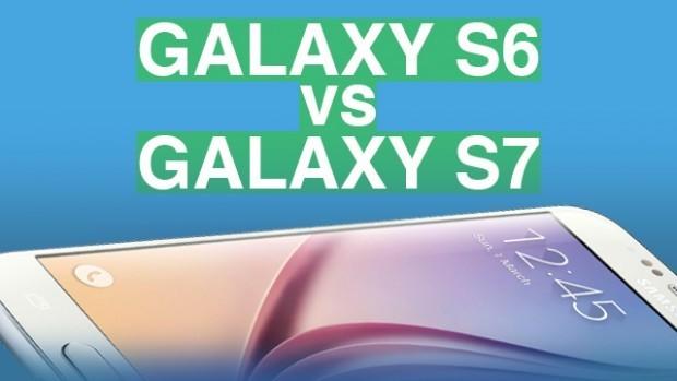 Bộ đôi Galaxy S7/S7 Edge có gì nổi bật hơn Galaxy S6/S6 Edge?