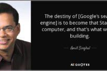 Phó chủ tịch tìm kiếm của Google nghỉ hưu sau 15 năm gắn bó