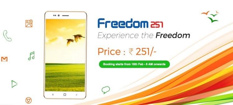 Ấn Độ gây tiếng vang với smartphone giá không thể rẻ hơn