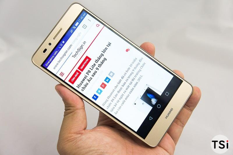 Ảnh thực tế và trải nghiệm nhanh Huawei GR5