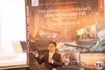 Lenovo giới thiệu Ideapad 700 giá 23 triệu: màn 15,6 inch, mỏng 22,7mm, trọng lượng 2,3kg