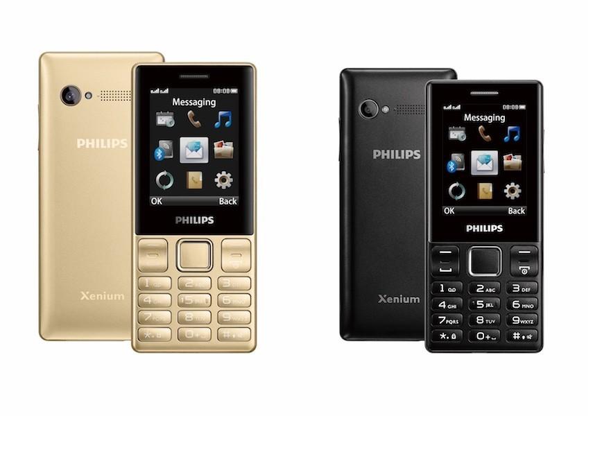 Philips E170 điện thoại phổ thông kiêm tai nghe bluetooth cho smartphone