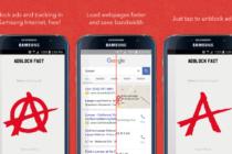 Google gỡ ứng dụng chặn quảng cáo trên trình duyệt Samsung khỏi Play Store