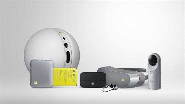 [Video] Cùng LG G5 thoả sức sáng tạo và trải nghiệm những tính năng giải trí công nghệ cao